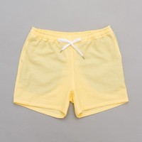 A Kind Of Guise Honeycomb Shorts (Lemon) | Oi Polloi