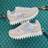 Louis Vuitton Lv Runner Sneaker Suede Calf Leather And Textile White - Best Online Sale
