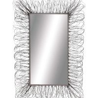 The Exceptional Metal Wall Mirror