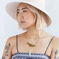 Stitched Rope Panama Hat