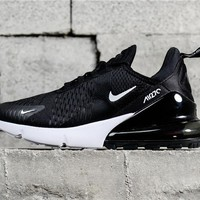 Air Max 270 Black/White AH8050-002 Running Shoe