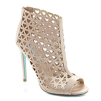 Blue by Betsey Johnson Token Booties