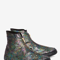 ConverseChuck Taylor All Star Iridescent Shroud High-Top Sneaker