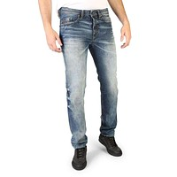 Diesel Buster Men Blue Jeans