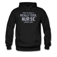really cool nurse looks like hoodie sweatshirt tshirt