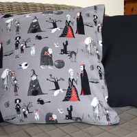 Halloween Cushion Cover