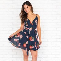 That Floral Feeling Dress