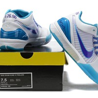 Nike Zoom Kobe 4 IV - Blue/White