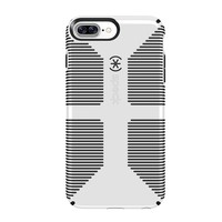 Speck Products 79242-1909 CandyShell Grip Cell Phone Case for iPhone 7 Plus - White/Black