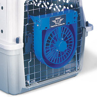 Dog Cooling Accessories: Cage & Crate Cooling Fan at Drs. Foster & Smith