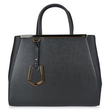 2jours Large Tote Bag