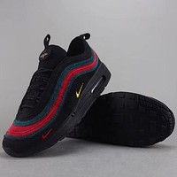 Trendsetter Nike Air Max 97 Prm  Women Men Fashion Casual Sneakers Sport Shoes
