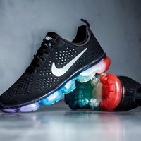 """Nike"" Men Sport Casual Rainbow Sneakers Fashion Running Shoes"