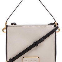 Marc by Marc Jacobs Ligero Ella Crossbody in Beige