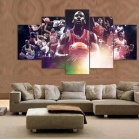Michael Jordan Basketball Montage