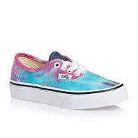 Vans Authentic(K)-(Tie Dye)Pink/Blue