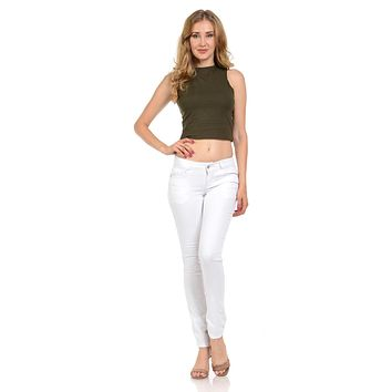 Pasion Women's Jeans - Push Up - Skinny - Style WG0083