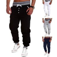 men sport pants mens joggers pants hip hop sweatpants [9305623239]