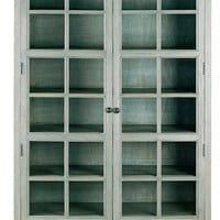 Currey Marion Library Cabinet-3104