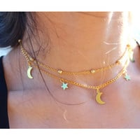 Jewelry Gift New Arrival Chain Simple Design Necklace = 4831030788