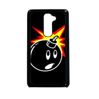 The Hundreds Bomb Logo Clothing LG G2 Case