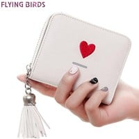 FLYING BIRDS wallet for women wallets brands purse dollar price new designer purses card holder coin bag female A319fb