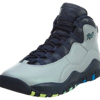 NIKE Air Jordan Junior GS Big Kids Retro 10 Basketball Shoes