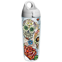 Tervis® Sugar Skull 24 oz. Water Bottle with Lid