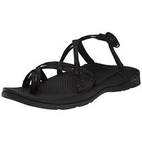 Chaco Womens Zong X Ecotread Strappy Adjustable Sport Sandals