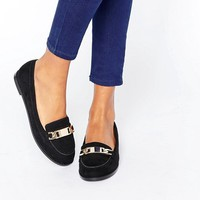 ASOS MARTINA Loafers at asos.com