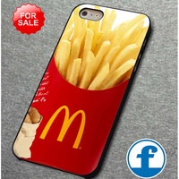 McDonalds French Fries  for iphone, ipod, samsung galaxy, HTC and Nexus Phone Case