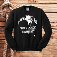 i am sherlocke holmes sweater unisex adults