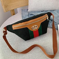 Women Fashion Chest Bag Crossbody Satchel Waist Bag