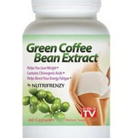 Green Coffee Bean Extract - 100% Pure! 800mg 60 Capsules, Weight Loss | deviazon.com