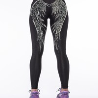 Print Yoga Pants Skinny Pants Leggings [6572586311]