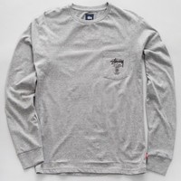 WT Pocket L/S Tee