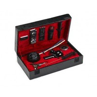 Black Glass Mini Bong Deluxe Gift Set - Boxed Sets - Glass Bongs - Bongs and Waterpipes - Smoking Pipes - Grasscity.com