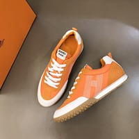 HERMES  Woman's Men's 2020 New Fashion Casual Shoes Sneaker Sport Running Shoes06050ff
