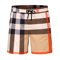 BURBERRY Summer New Casual Sport Shorts
