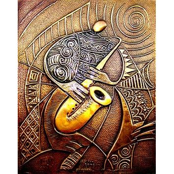 Sax - Copper Relief - Temporarily out of stock, please check back later