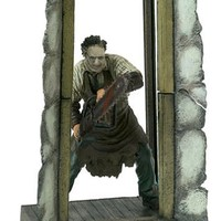 McFarlane Toys Movie Maniacs Series 7 Action Figure Texas Chainsaw Massacre Leatherface by Movie Figures