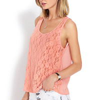 Easy Lace Tank