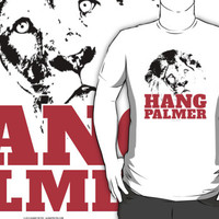'Hang Palmer' T-Shirts by Albany Retro