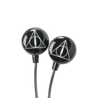 Harry Potter The Deathly Hallows Earbuds