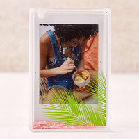 Mini Instax Palm Glitter Picture Frame - Urban Outfitters