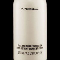Face And Body Foundation 120 ML   M·A·C Cosmetics   Official Site