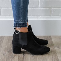 Follow My Lead Booties
