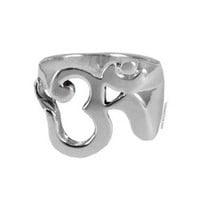 Om Cut Out Ring on Sale for $34.95 at HippieShop.com