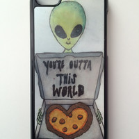 You're Outta This World iPhone Case - iPhone