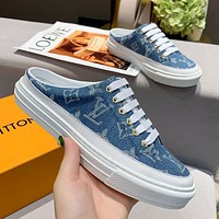 Louis Vuitton LV The latest casual sports shoes-23
